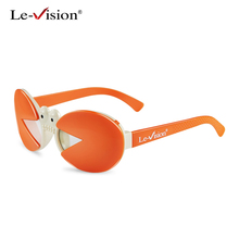 Le-Vision Passive Polarized Kid 3D Glasses for Sony for Samsung Dimensional Anaglyph Movie DVD TV Video Device RealD 3D Glasses