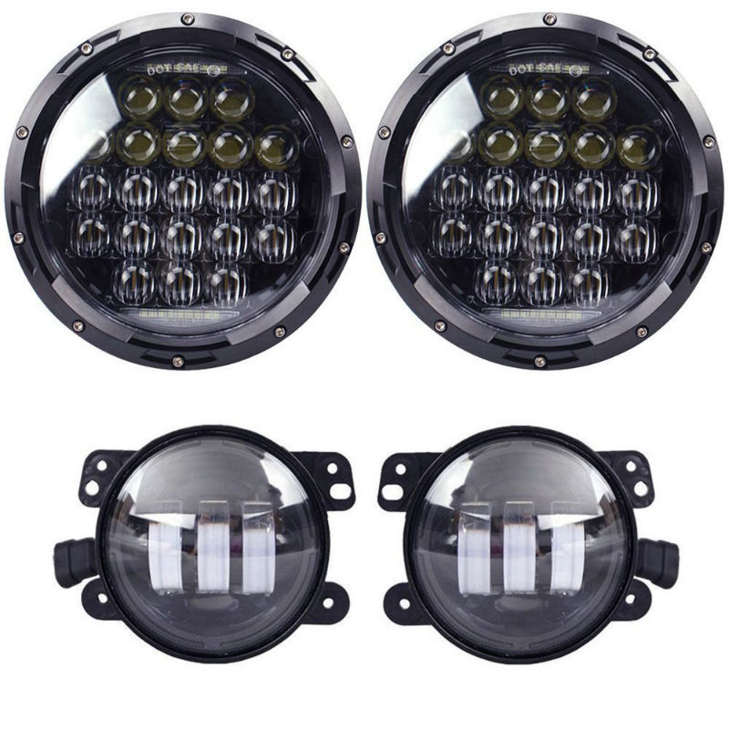 5d 7inch led headlight and 4inch led headlight800