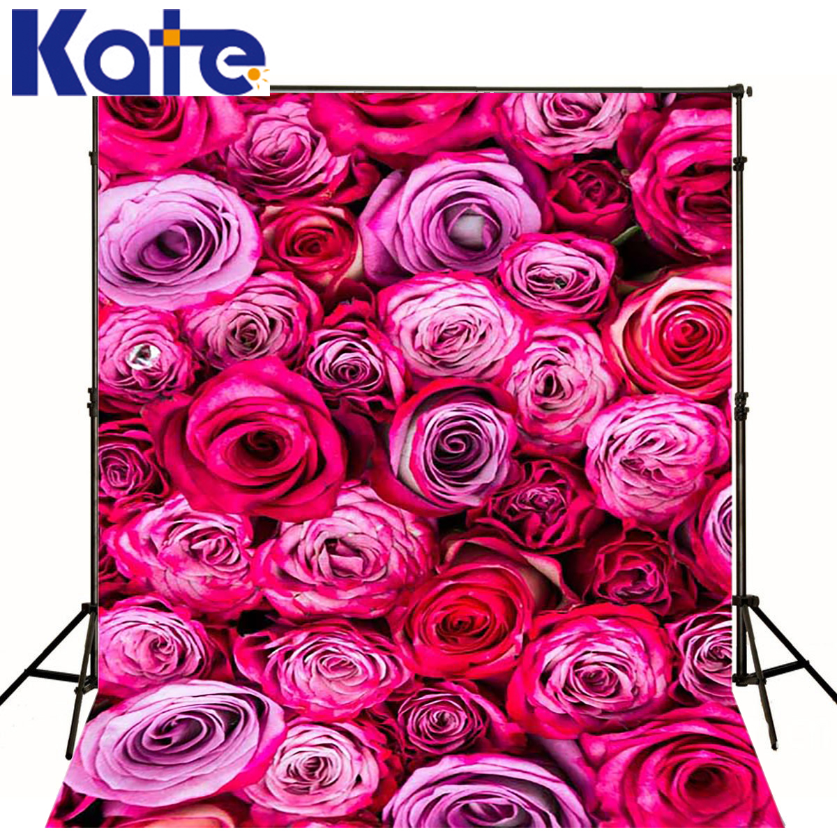 Kate 5*7ft Photography Studio Backgrounds Photo Backdrops fotografia Rose Marine Newborn Photography Backdrops Princess backdrop<br>