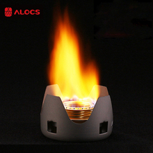 Camping Stove Alcohol Stove  Portable and Lightwieght CS-B02