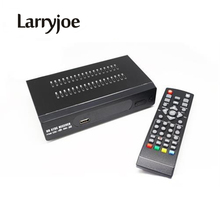 Larryjoe Newest ATSC TV BOX Mexico/USA/Canada ATSC HD TV Receiver Full HD 1080p Digital TV Converter Box(China)