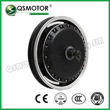 14inch 7000W 273 50H V2 BLDC Electric Scooter Motorcycle Wheel Hub Motor - QS Factory Store store