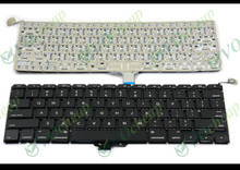 "New Laptop keyboard for Apple for Macbook Pro Unibody 13.3"" A1278 Black 2009 2010 2011 2012 US Version -(China)"