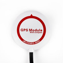 Mini M8N Module NEO-M8M GPS With Case Stand For RC CC3D SP F3 Flight Controller