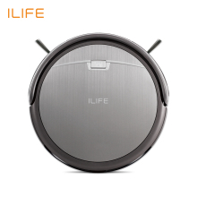 ILIFE A4 Robot Vacuum Cleaner with 1000PA  Power Suction for  Thin Carpet
