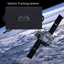 Portable Car GPS Tracker Vehicle Real Time Tracking System GPS Locator GSM GPRS Position Terminal Ultra-long Standby TK104B