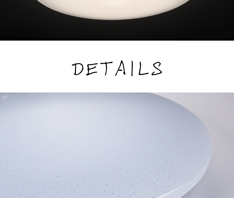 LED Ceiling Lights Color Change Ceiling Lamp 25W 400mm Smart Remote Control 60W 500mm Dimmable Bedroom Living Room Eye protected