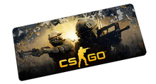 cs go mouse pad locked edge pad to mouse notbook computer mousepad 90x40cm gaming padmouse gamer best seller keyboard mouse mats(China)