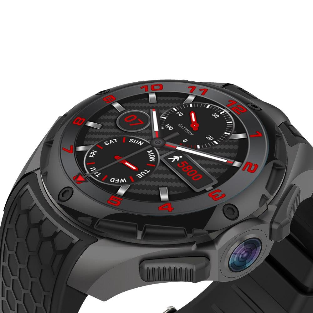 ALLCALL W2 Smartwatch Phone Android IP68 waterproof Smart watch MTK6580 Quad Core GPS Bluetooth clock with pedometer 307391 13