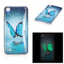 Luminous Case for coque LG X Power Silicon Case for fundas LG K220DS K220 Case Cover 5.3 inch
