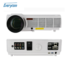 LED96+ BT96 projector Android4.4 wifi optional 1280*800 Support Full HD 1080p Video 3D LED Home Projector 3000lms lcd Beamer VGA