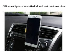Phone Holder for Air Vent Mount Car Holder Support Mobile Car Phone Stand for Audi a4 a3 q5 q7 a5 b6 b8 a6 c5 b7 c6