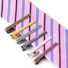 Fashion Men Metal Simple Necktie Tie Bar Clip Clasp Pin Business Accessory Gift