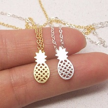 New Products Ladies Brocade Pendant Necklace Women 's favorite fruit necklace fashion gift(China)