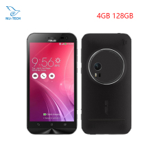 "original ASUS Zenfone Zoom ZX551ML 4G 128G  5.5"" FHD Atom Z3590 Quad-core Android 5.0 13MP 3x Optical-Zoom Smart phone"