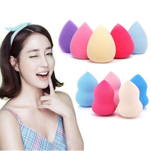 Cute Makeup Foundation Sponge Blender Blending  Sponge Blending Puff Flawless Smooth Powder Cosmetic Women Accessoriess