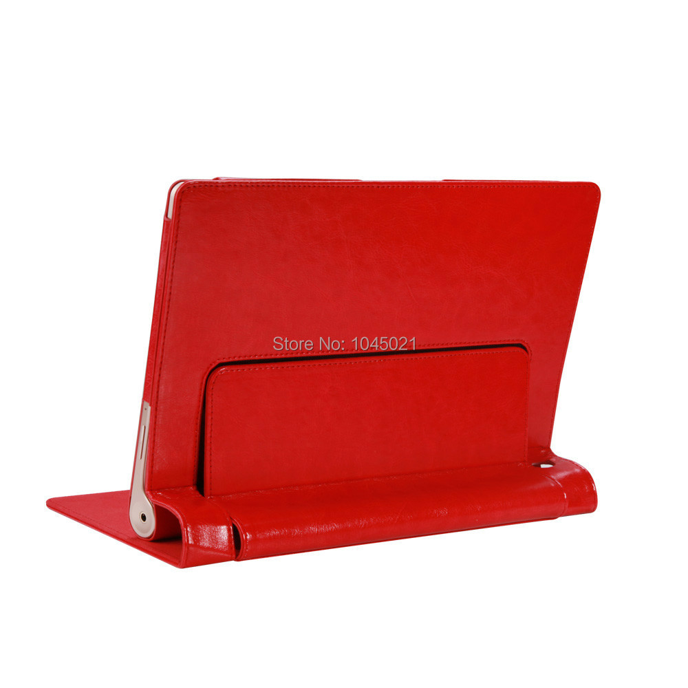 2017 Free screen protector+YYOGA B8080 B8080-f B8080-H B8080-X PU Leather tablet Case For Lenovo YOGA Tablet 10 HD+ free shipp<br><br>Aliexpress