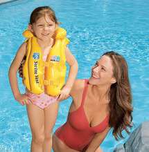 Children's Life Jacket Safety Life Vest Inflatable Swimming Vest Swimsuit Water Safety Products Water Sportswear Free Shipping(China)