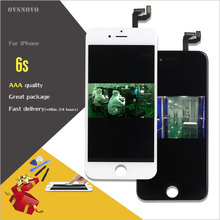 Ovsnovo LCD Pantalla For iPhone 6 4s 5 5c 5s 6s Touch Screen Display Replacement 100% Work Well all can ship out within 24 hours(China)