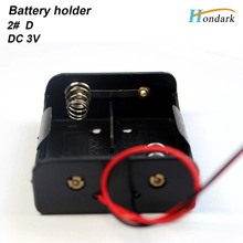 2C battery box for circuit board, electric toys, digital photo frame, calendar and other digital products ,50pcs/lot