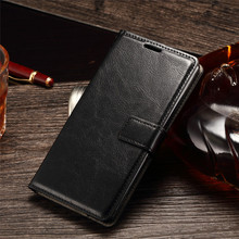 Buy Fundas Phone Case Sony Xperia M4 Aqua M2 Aqua Crazy Horse PU Leather Flip Wallet Luxury Protection Cover Stand Shell Coque for $4.60 in AliExpress store