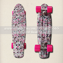 Peny board skateboards Complete Retro elektroscooter Mini Longboard Skate Fish Skateboard freeline drift skate board