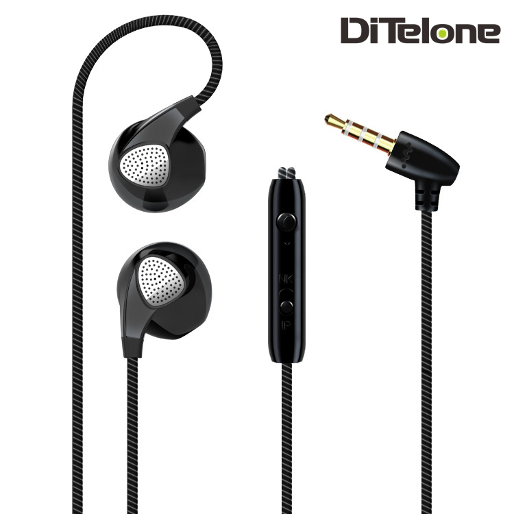 HONGBIAO S10 Earphones Wired In-ear Bass Stereo 3.5mm AUX With MIC Earbuds For Iphone Xiaomi White/Pink/Green/Blue/Black<br><br>Aliexpress