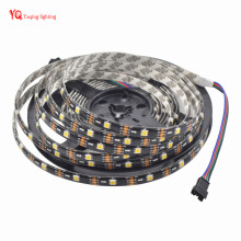 5M APA102 Warm White / Cool White LED Strip 30LEDs/m 150 Pixels addressable Black/White PCB IP65 IP67 Waterproof 5V(China)