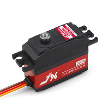 Superior Hobby JX PDI-2506MG 25g Metal Gear digital coreless servo for 450 500 helicopter fixed wing(China)