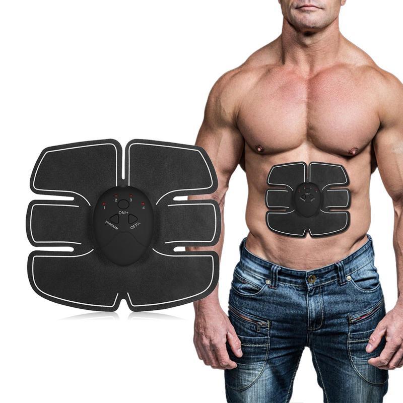 Ultimate Abs Slim Stimulator Abdominal Muscle Train Toning Belt Waist Trimmer