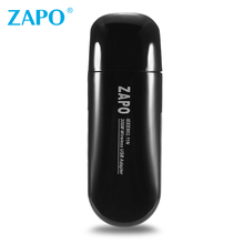 ZAPO W60S USB WiFi Adapter 300M Portable Router 2.4GHz supports Windows XP / Vista / 7 / 8 / 10 Mac Linux(China)