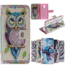 10 Fashion Patterns Flip Case for Motorola Moto G2 PU Leather + Silicon Moto G 2 Wallet Cover for Moto G2 phone Case
