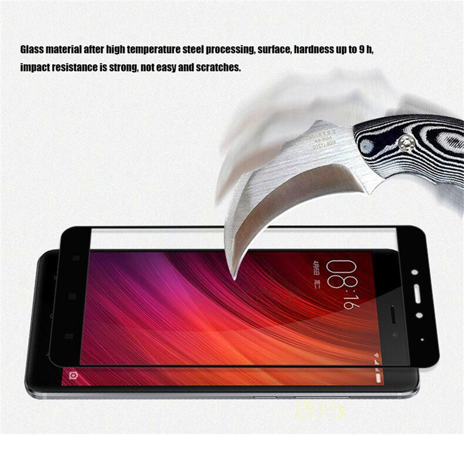 Tempered Glass For Xiaomi Redmi 4a 4 Pro Screen Protector Scratch Proof Cover Protective Glass on Film For Xiaomi Redmi 4 4A pro (2)
