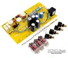 Douk audio ear834 Phono Pre-Amplifier MM Turntables 12AX7 Valve Tube Preamp Board Free shipping