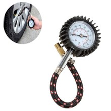 Accurate Auto Car Tire Pressure Gauge Meter Automobile Tyre Air Pressure gauge Dial Meter Vehicle Tester 0-100 psi(China)