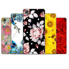 Buy Sony Xperia Z1 L39H Phone Case Sony Xperia C6902 C6903 C6906 Painted Case Cat Cover Shell Housing Back Skin Cover for $2.74 in AliExpress store