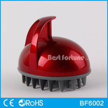 High Quality Waterproof Electric Hair Scalp Massager BF6002