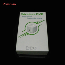 Wireless DVB ISDB T Digital TV receiver Pad Watch ISDB-T on Android Phone Pad Tablet For Car outdoor Home Wifi ISDBT TV Sitck(China)