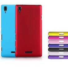 For Sony Xperia T3 case cover, New 2014 Hybrid Hard Plastic Back case For Sony Xperia T3 phone cases cover 1pcs/lot