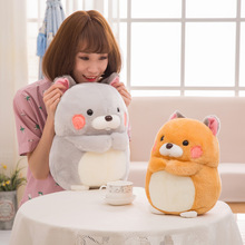 30/40cm Super Cute Hamster Plush Toys Marmot Sutffed Animals Dolls Soft Baby Toy Kids Children's Birthday Gifts Best Girls Gift(China)