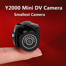 Y2000 Spied Camera Smallest Mini Camera Micro DVR Camcorder Mini Micro DVR Video Camera Micro Kamera Webcam
