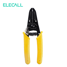 Multi-Function Stripper Wire Stripper Cable Stripping Pliers Carbon Steel Cutting Plier Copper Cutting Tool