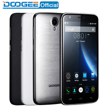 Clearance sale Doogee Y100 plus mobile phones 5.5Inch HD 2GB RAM+16GB ROM Android5.1 Dual SIM MTK6735 Quad Core GSM WCDMA LTE