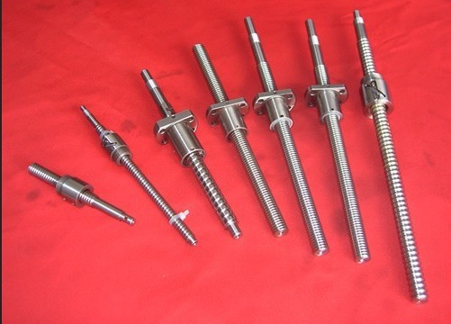 New opened  3pcs ball screw RM1204 L450mm screw shaft guide+3pcs SFU1204 single nut with end machined  for cnc<br>