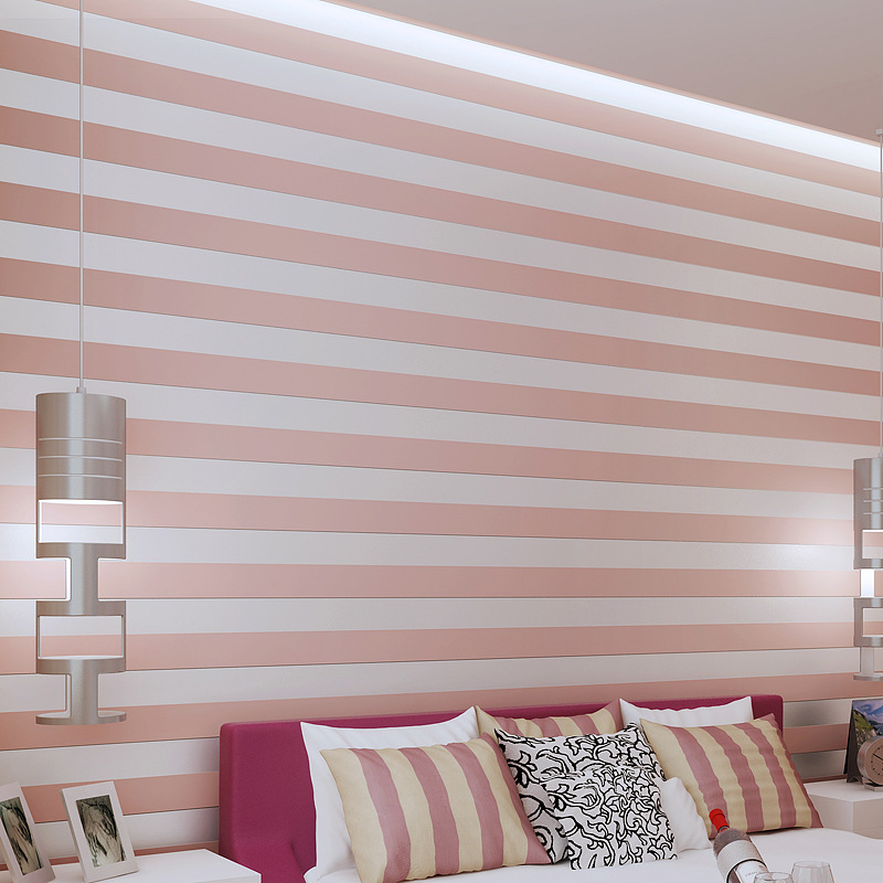 beibehang stripes papel de parede 3d flooring Wallpaper for walls 3d room wallpaper for living room TV backdrop wall paper<br>