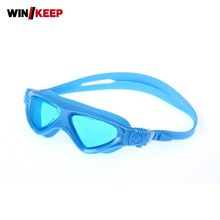 Swimming Swim Goggles For Child Anti Fog Waterproof UV Protection Professional Training Swiming Pool Glasses Silicone Adjustable