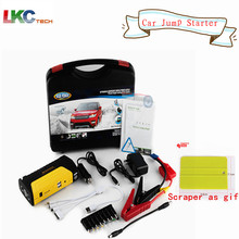 2017 Best Price Emergency Car Jump Starter for Petrol Car 12v Portable Jump Starter Power Bank/QA car charger
