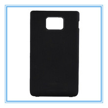 with Tracking Number New Battery Door For Samsung Galaxy S2 i9100 with Logo High Quality back cover housing Free Shipping