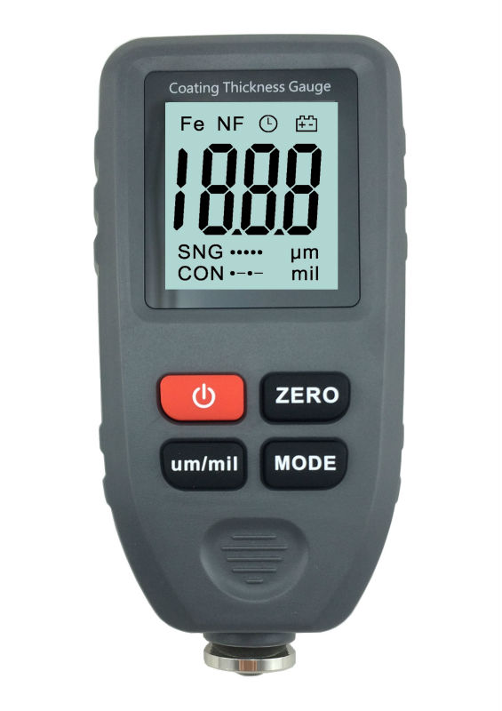Digital Thickness Gauge Coating Meter Car Thickness Meter Thickness Tester CT100 PK CEM DT156 Free shipping<br><br>Aliexpress