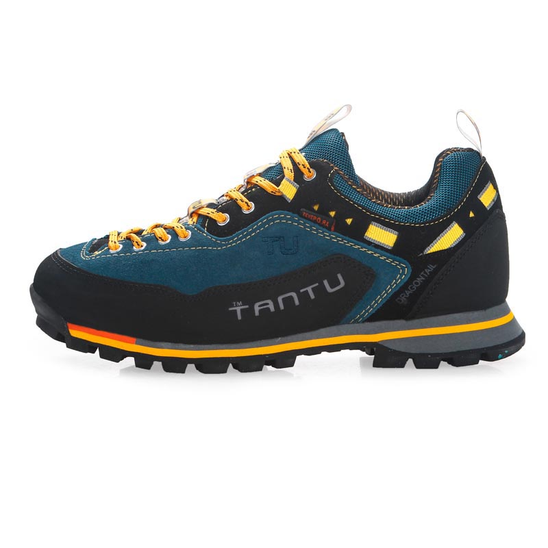 New Men Waterproof Hiking Shoes Male Camping Trekking Outdoor Sports Mountain Climbing Sneakers Autumn Winter Fishing Water